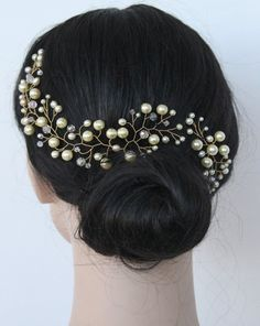 Prom Wedding Updo Hairstyles With Pearl Crown 2015 – 2016