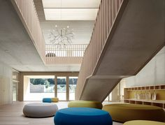 Kindergarten Susi Weigel in Bludenz #Architektur #Kita