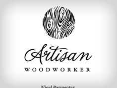 Logo for Artisan Woodworker by Sarah Parmenter