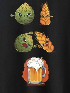 Can't get enough of beer? Hop in to get your daily dose of refreshing beer news, trends, and updates. Humour Wtf, Craft Bier, Beer Art, Beer Shirts, Fresh Memes, Beer Lovers, Moet Chandon, Home Brewing, Best Funny Pictures