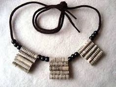 Image result for paper beads jewellery online