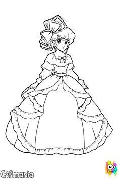 princesa manga
