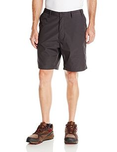Craghoppers Men's Kiwi Active Shorts, Black Pepper, 36-Inch -- You can find out more details at the affiliate link of the image.