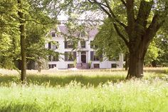 Landgoed Waterland - Top Trouwlocaties - Velsen-Zuid, Noord-Holland #trouwlocatie #trouwen #feestlocatie