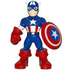 Super Shield Captain America Action Figure