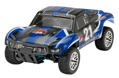 VORTEX SS RC CAR 1/10 SCALE NITRO SHORT COURSE DESERT TRUCK BY REDCAT