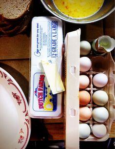 I eat alot of eggs.