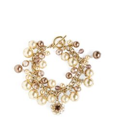 Stone and Chain Necklace - Brooks Brothers