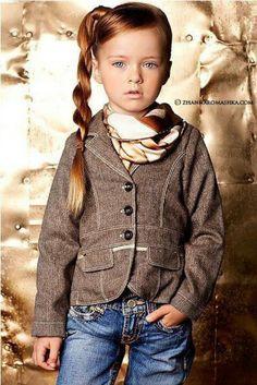 Super cute little girl