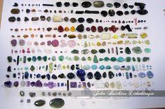 Rangement des pierres et cristaux | Julia Boschiero Lithothérapie