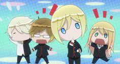 Resultado de imagen para my royal tutor anime