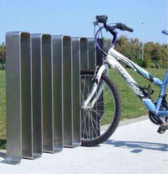Fahrradständer AGEMO GL - Reihenanlage - Fahrradständer