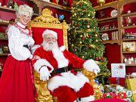 Busch Gardens Tampa: Christmas Town