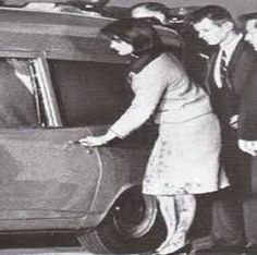 Just after JFK was assassinated.