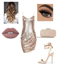 """Glow in the dark"" by tamaguccis on Polyvore featuring Oscar de la Renta"