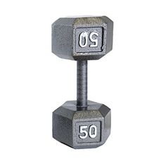 (adsbygoogle = window.adsbygoogle    []).push();     (adsbygoogle = window.adsbygoogle    []).push();   buy now   $44.99  Hex Dumbbells are the most popular item in exercise equipment! Designed with a highly durable cast iron, these dumbbells are regarded as the best quality available in...