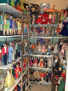 Barbie Room, Barbie Paper Dolls, Barbie Doll House, Barbie Life, Barbie Dream House, Vintage Barbie Dolls, Barbie World, Barbie And Ken, Doll Closet