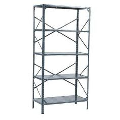 Homebrew Finds: Reader Tip - Commercial Quality Shelving Unit from Home Depot - $30