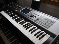 Instruments Keyboard Wallpaper