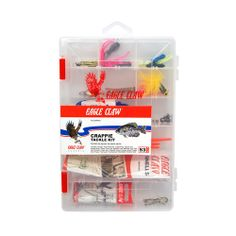 Eagle Claw Crappie Tackle Kit: Outdoor Sports : Walmart.