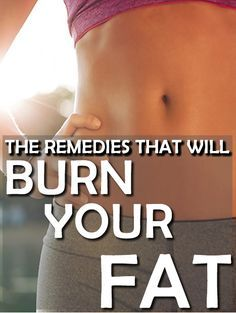 Find out more about this three Remedies that will Burn Your Fat #fat #remedies