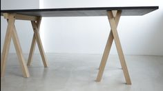 Design by Peter Johansen for HAGEN ETC. Contemporary Design, Desk, Architecture, Table, Furniture, Home Decor, Homemade Home Decor, Desktop, Modern Design