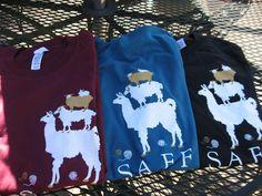Short sleeve t-shirts, Southeastern Animal Fiber Fair