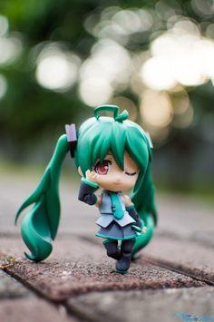 #Hatsue Miku #vocaloid #figure