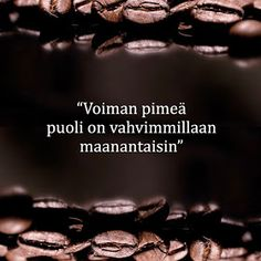 Kahviyhteisö: Voiman pimeä puoli