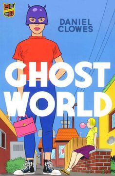 Ghost World ~ Comic by Daniel Clowes