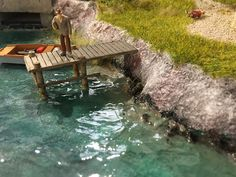 Making a landing from scratch | Model Railroad Hobbyist magazine | Having fun with model trains | Instant access to model railway resources without barriers