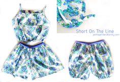 Shorts On The Line... a summer sewalong