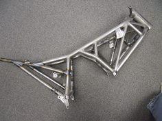 Ducati Sport Classic Frame