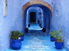 Chef Chaouen (carlusserrano) Etiquetas: puerta chaouen marruecos