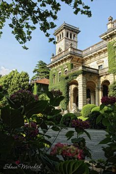 Villa Erba #lakecomo #wedding #venue #weddingplanner