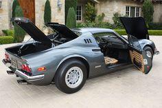 1972 Dino (Ferrari) 246 GTS Serial Number 03916