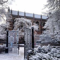 Oxford, university park