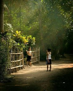 🇧🇩 Walking through Satchari National Park (Bangladesh) by Abdul Momin Village Photography, Cute Kids Photography, Indian Photography, Nature Photography, Nature Pictures, Beautiful Pictures, Vietnam Voyage, Village Photos, Indian Village