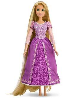 rapunzel | Enredados: Muñeca Rapunzel Cantarina | TusPrincesasDisney.com