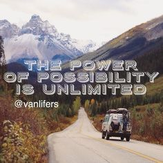 The power is yours. #vanlifers by austerlife