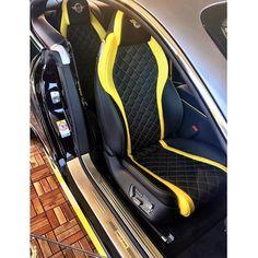 Breitling Jet Team Car by @bentleymotors by hauteauto