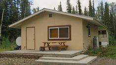 MLS #: 17-13287 Price: $90,000 Completely remodeled 1BR home with all of the amenities! Property includes the cute little house and a large, dry cabin. The cabin has an outhouse and is perfectly live-able. Located on a quiet street close to town. Alaskan Cabins, Dry Cabin, Cute Little Houses, House Information, Vacant Land, Property Search, Aspen, Open House