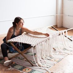 learn macrame from Emily Katz                              …