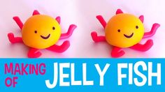Play Doh Jelly Fish | 12345 Once I Caught A Fish Alive | ANIMALS IN THE ...