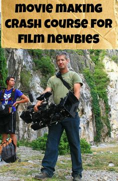 [BLOG] Movie Making Crash Course for Total Filmmaking Newbies: http://scriptbully.com/movie-making/ #screenwriting