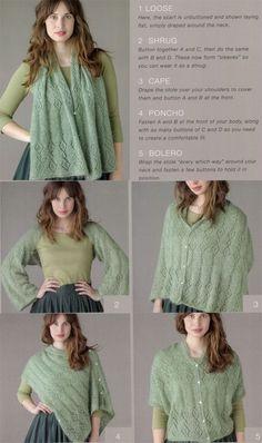 Free knitting pattern for mult |