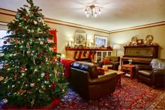 Ready for Christmas at Greenlake Guest House, Seattle