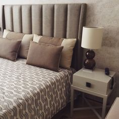 Our bedroom style project.  #metamorphosiroma #interior #home