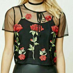 Bluzka w kwiaty Kobieta | Blusas, Blusas camiseras y Tops