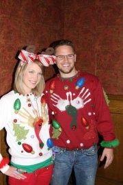 Ugly sweater idea